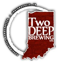 TwoDEEP Brewing Co Logo 1
